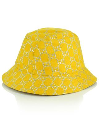 GG logo wool-blend bucket hat GUCCI