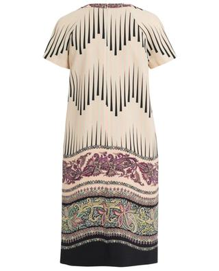 Printed wool dress ETRO
