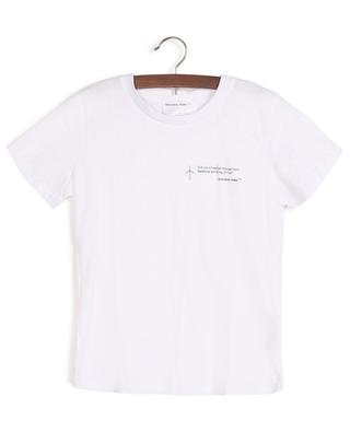 T-shirt imprimé slogan Stanley CO<sup>2</sup> DESIGNERS REMIX GIRLS