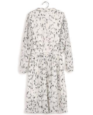 Kiely printed recycled chiffon shirt dress DESIGNERS REMIX GIRLS