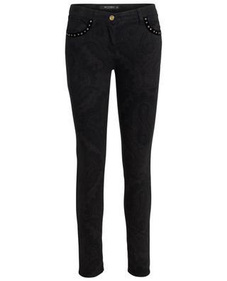 Jeans mit Paisley-Print ETRO