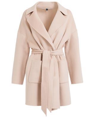 Manteau en laine et cachemire MARC CAIN