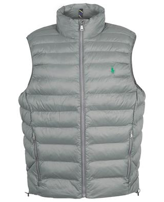 Terra quilted vest with stand-up collar POLO RALPH LAUREN