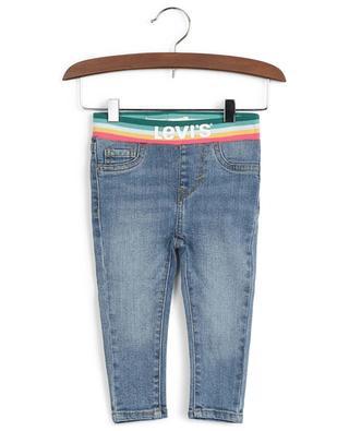 Napoleon cotton-blend skinny jeans LEVI'S KIDS