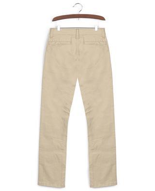 Cotton slim fit trousers LEVI'S KIDS
