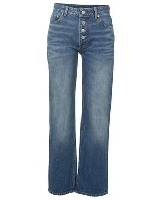 Relaxed straight fit jeans in organic cotton GANNI