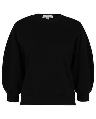 Sweat-shirt en coton Thora AGOLDE