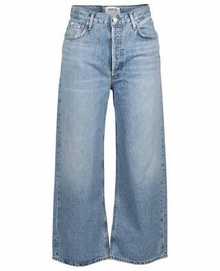 Jeans mit weitem Bein und hoher Taille Ren AGOLDE