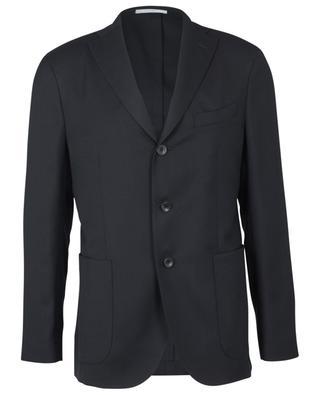 K.Jacket textured wool blazer BOGLIOLI