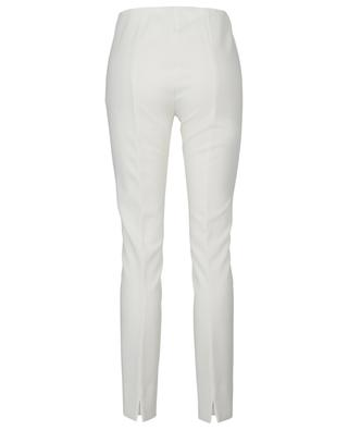 Milena skinny fit lyocell high-rise trousers AKRIS PUNTO