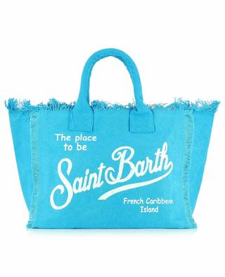 Shopper aus Segeltuch Vanity MC2 SAINT BARTH
