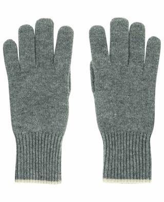 Knit cashmere gloves BRUNELLO CUCINELLI