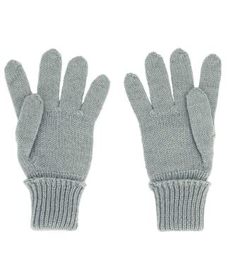 Virgin wool gloves IL TRENINO