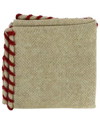 Wool flannel pocket square BRUNELLO CUCINELLI