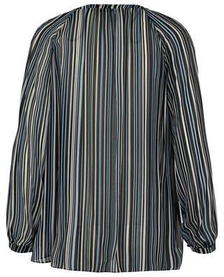Blouse en mousseline rayée Flowing Stripes DOROTHEE SCHUMACHER