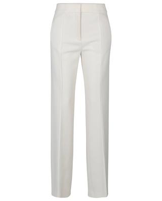 Pantalon évasé en crêpe Sophisticated Perfection DOROTHEE SCHUMACHER