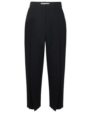 Pantalon large raccourci en crêpe City SEE BY CHLOE