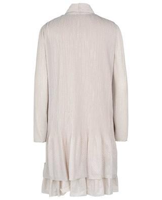 A-förmiges Minikleid aus Georgette Sparkling Mesh SEE BY CHLOE