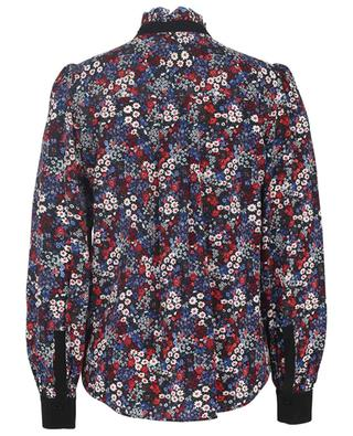 Floral Meadow floral silk shirt SEE BY CHLOE
