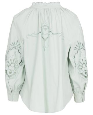 Blouse en coton à broderies anglaises SEE BY CHLOE