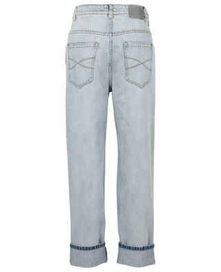 The Skater Jean loose high-rise jeans BRUNELLO CUCINELLI