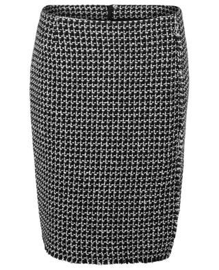 Short tweed skirt AKRIS PUNTO