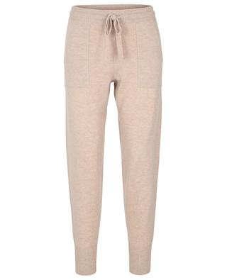 Ardent wool and cashmere homewear trousers ERES