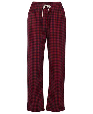 Ally cotton and modal blend trousers SUNDAY IN BED