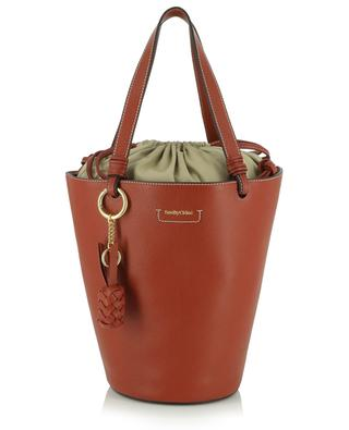 Bucket-Tasche aus Leder Cecilya SEE BY CHLOE
