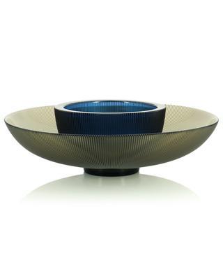 Glass bowl EDG ENZO DE GASPERI
