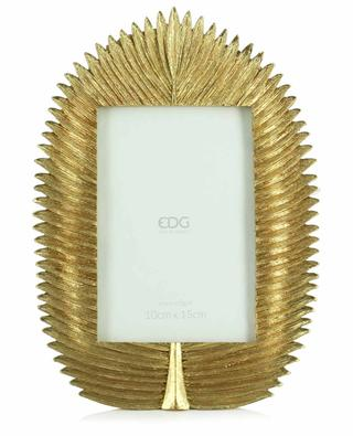 Leaf-shaped photo frame EDG ENZO DE GASPERI