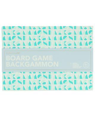 Backgammon travel game SUNNYLIFE