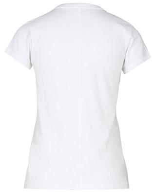 The Slub Tee round neck T-shirt RAG&BONE JEANS