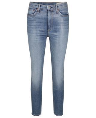 Jean skinny effet brillant taille haute Nina RAG&BONE JEANS