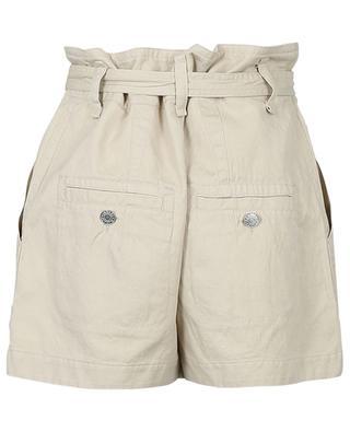 Parana loose high-rise shorts ISABEL MARANT