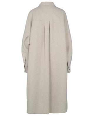 Oversize-Mantel im Oberhemd-Stil Fontia ISABEL MARANT