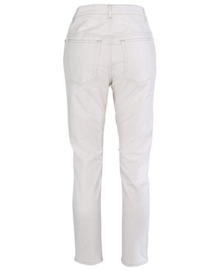 Straight high-waisted cotton and linen jeans Lanea ISABEL MARANT