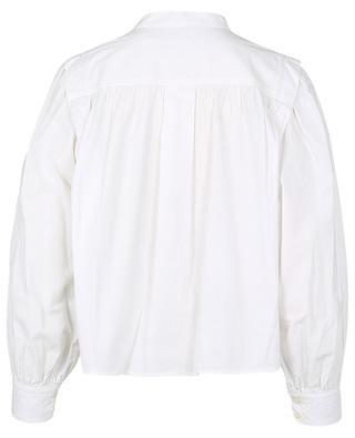 Okina boxy blouse with pintucks ISABEL MARANT ETOILE