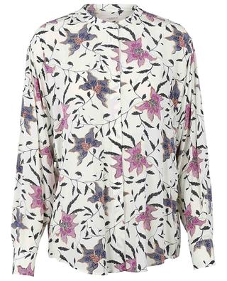 Catchell floral batwing sleeve shirt ISABEL MARANT