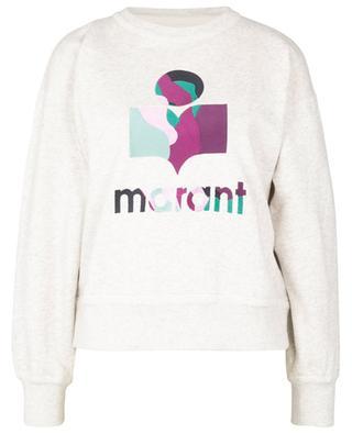 Sweatshirt aus Baumwollmix Mobyli ISABEL MARANT