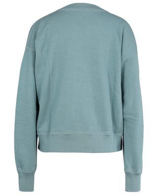 Sweat-shirt à col montant imprimé logo Moby ISABEL MARANT