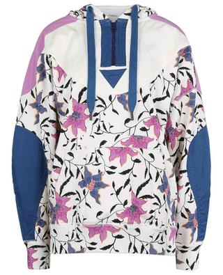 Sweat-shirt oversize fleuri Nanselia ISABEL MARANT