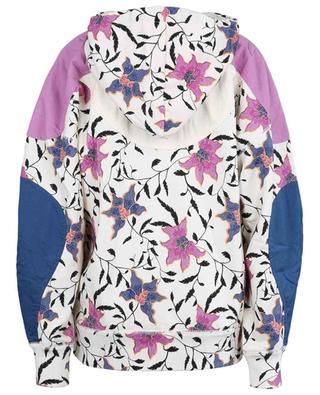 Sweat-shirt oversize fleuri Nanselia ISABEL MARANT ETOILE