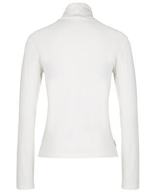 Fresis long-sleeved turtleneck top in jersey MAX MARA LEISURE