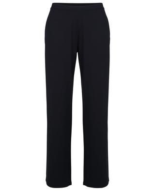 Ercole fluid wide-leg trousers in jersey MAX MARA LEISURE