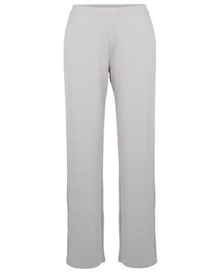 Ercole fluid wide-leg trousers in jersey MAX MARA LEISURE
