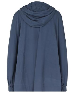 Sweat-shirt oversize en viscose Edwige MAX MARA LEISURE