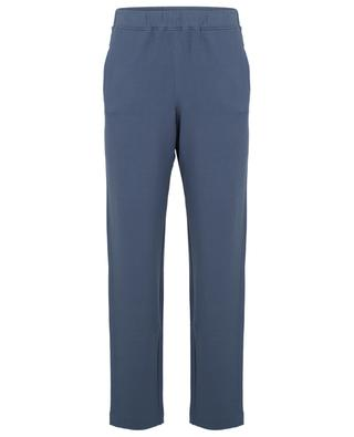 Ottanta tapered leg felted track trousers MAX MARA LEISURE