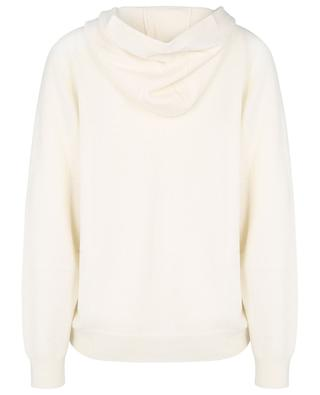 Kiss hooded cashmere jumper MAX MARA LEISURE