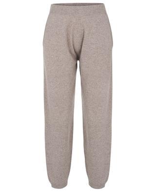 Pernice cashmere knit track trousers MAX MARA LEISURE
